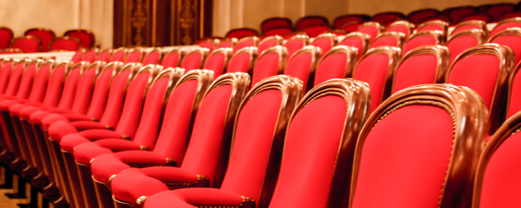 The theatre seats - experiencing music again with a cochlear implant