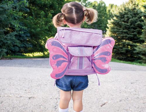 Да дадеш на детето крила
