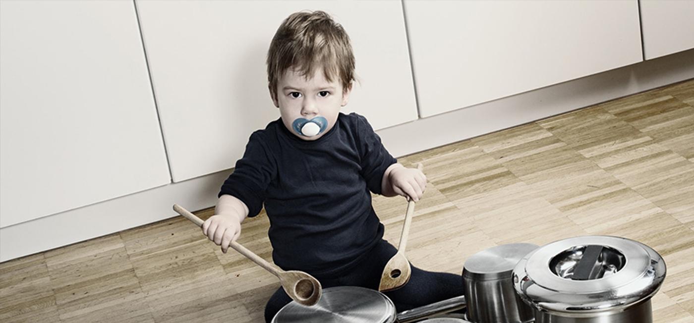 hearing training: child
